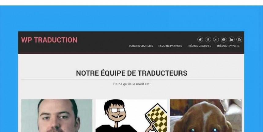 Bruno Tritsch vous présente son activité de formateur WordPress.